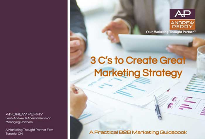strategic marketing planning process guidebook